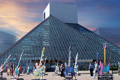 Promosi sukses Cleveland Rock and Roll Hall of Fame 2005-Theprtalk.com public relations