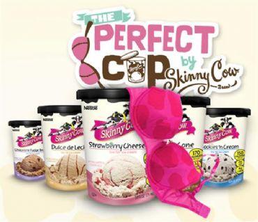 Mencari 'Cup' yang Tepat Bersama Skinny Cow – Kampanye IMC yang out-of-the-box-Theprtalk.com public relations