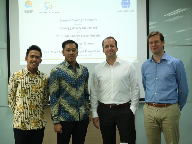 conergy partnership