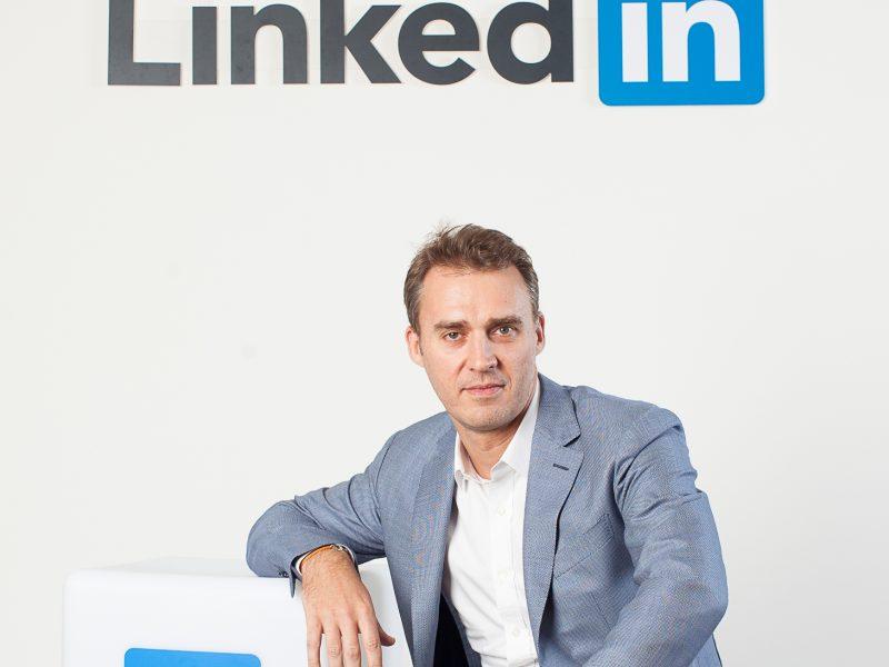 LinkedIn menunjuk Oliver Legrand sebagai Managing Director untuk Wilayah Asia Pasifik-Theprtalk.com public relations