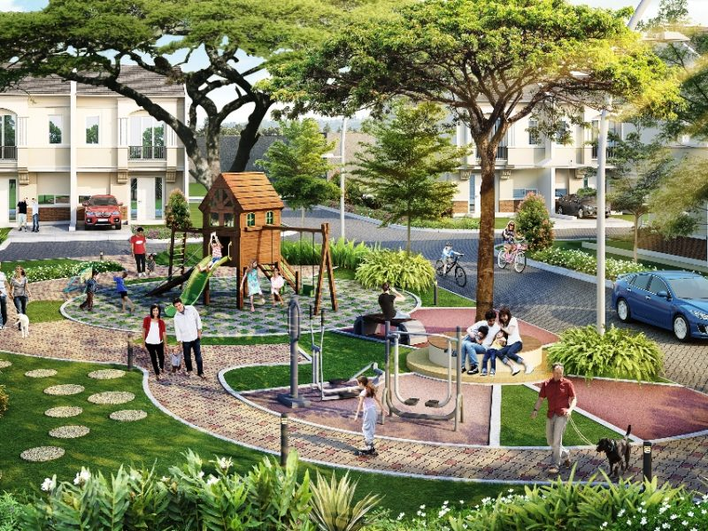 Sevilla Park Playground