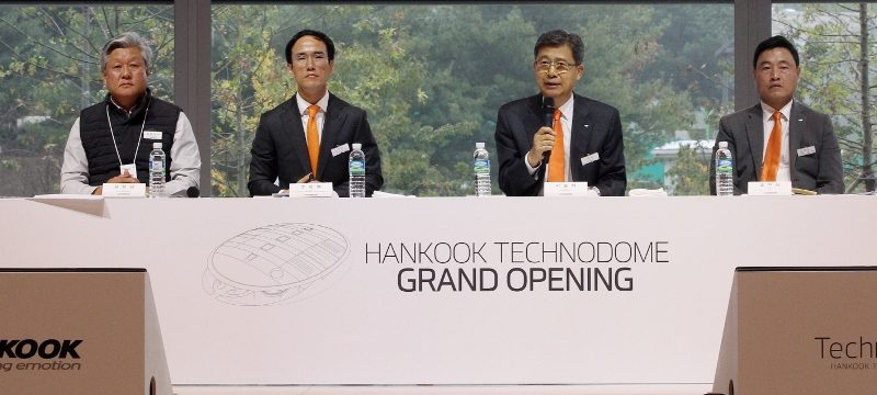 public relations, Hankook Tire Opens 'HankookTechnodome', a new R&D center to lead the future-Theprtalk.com