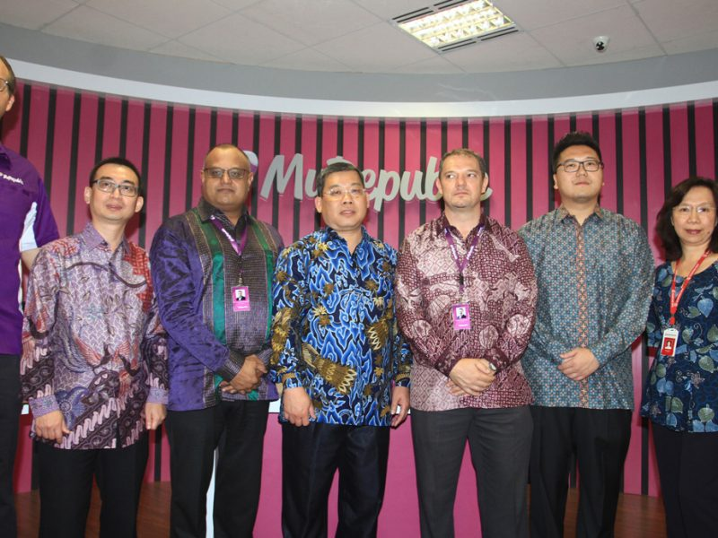 public relations, Kehadiran MyRepublic Plaza, Memperkuat Komitmen BSD City Menjadi  The First Integrated Smart Digital City-Public Relations and Communications Business Portal News Indonesia 2