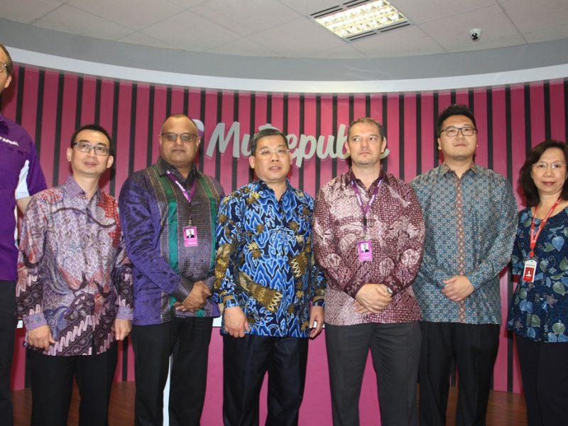 public relations, Kehadiran MyRepublic Plaza, Memperkuat Komitmen BSD City Menjadi  The First Integrated Smart Digital City-Public Relations and Communications Business Portal News Indonesia 2
