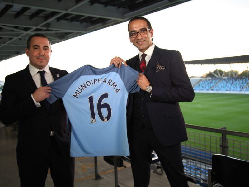 public relations, Manchester City Nets Key Partnership with Mundipharma-Public Relations and Communications Business Portal News Indonesia