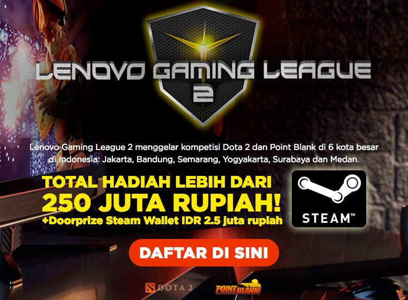 public relations, Pendaftaran Lenovo Gaming League ke-2 Wilayah Jawa Barat Sudah Dibuka-Public Relations and Communications Business Portal News Indonesia