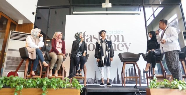 public relations, Wardah Fashion Journey-Public Relations and Communications Business Portal News Indonesia