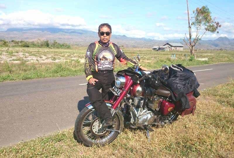 public relations, Ride into the Sunrise: Menjelajahi Indahnya Indonesia hingga Timor Leste Mengendarai Motor Klasik-Public Relations Portal and Communications Business News Indonesia
