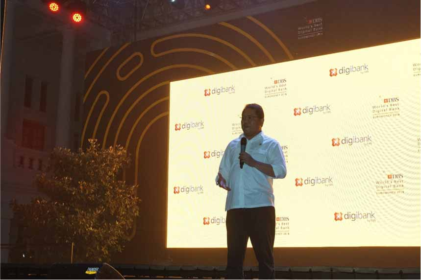 public relations, DBS Indonesia Introduced Digibank, an Entire Bank in Your Hand-Public Relations Portal and Communications Business News Indonesia 2
