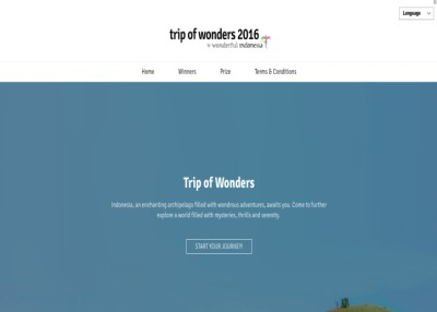 "public relations, Kampanye ""Trip of Wonder"" untuk ""Wonderful Indonesia""-Public Relations Portal and Communications Business News Indonesia 1"