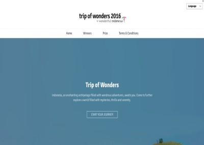 "public relations, Kampanye ""Trip of Wonder"" untuk ""Wonderful Indonesia""-Public Relations Portal and Communications Business News Indonesia 1"