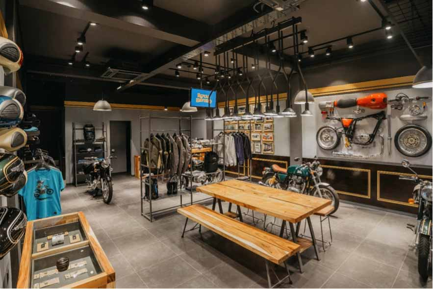 public relations, Providing Riders with a Pure Motorcycling Experience, Royal Enfield Launched their Third Store in Indonesia-Public Relations Portal and Communications Business News Indonesia 1