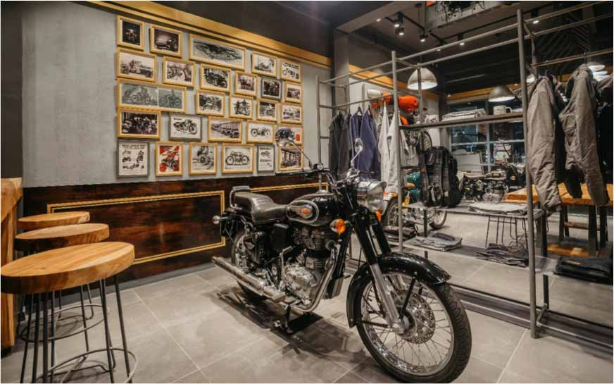 public relations, Providing Riders with a Pure Motorcycling Experience, Royal Enfield Launched their Third Store in Indonesia-Public Relations Portal and Communications Business News Indonesia 2