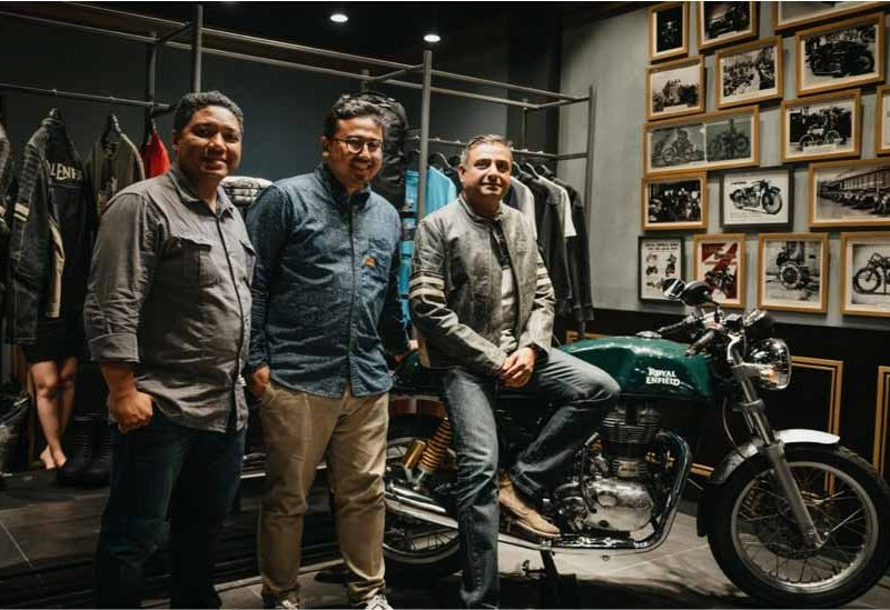 public relations, Providing Riders with a Pure Motorcycling Experience, Royal Enfield Launched their Third Store in Indonesia-Public Relations Portal and Communications Business News Indonesia