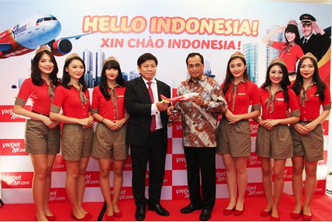 public relations, Strengthening the Tourism Sector, Vietjet Announced New Route from Jakarta to Ho Chi Minh City-Public Relations Portal and Communications Business News Indonesia