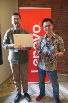 public relations, Latest Event: Back to School with Lenovo!-Public Relations Portal and Communications Business News Indonesia 1