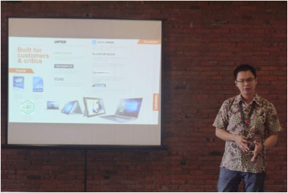public relations, Latest Event: Back to School with Lenovo!-Public Relations Portal and Communications Business News Indonesia