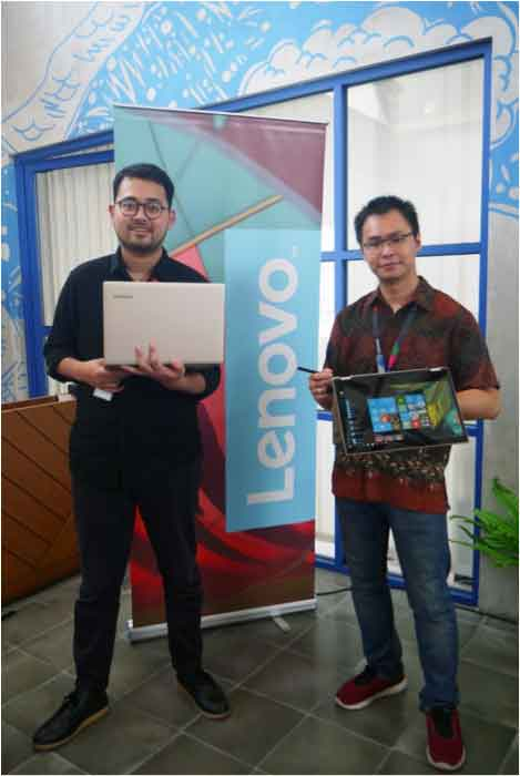 public relations, Lenovo Goes to Yogyakarta-Public Relations Portal and Communications Business News Indonesia 1