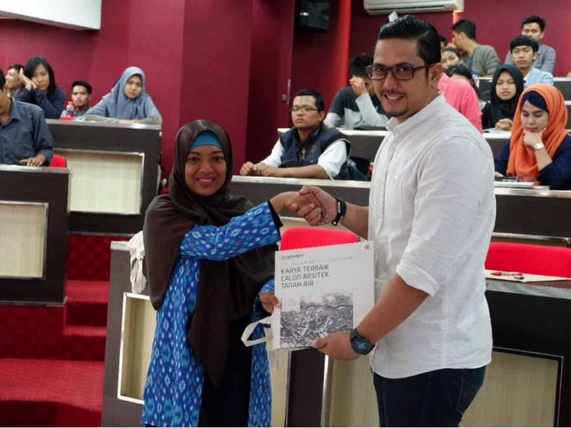 public relations, Sinarmas Land Goes to Campus!-Public Relations Portal and Communications Business News Indonesia
