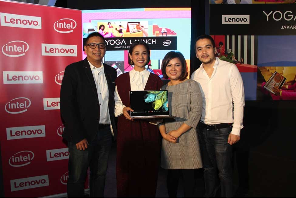 "public relations, Lenovo Introduced New Brand Ambassador to Spread ""Different is Better"" Spirit-Public Relations Portal and Communications Business News Indonesia"